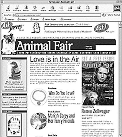 Animal Fair site