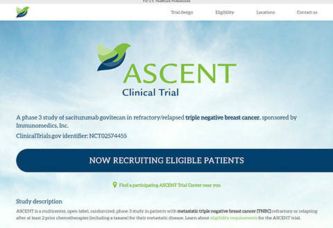 Ascent Clinical Trial site