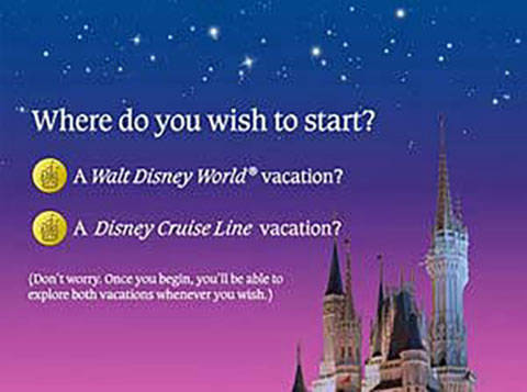 Disney Vacation Planning CD-ROM