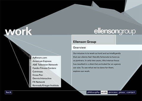 Ellenson Group site